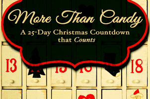 More Than Candy: Family Advent Activities
