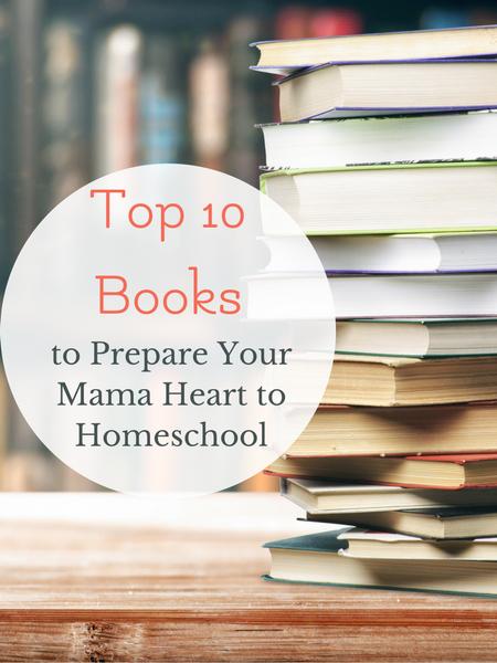 top 10 books to prepare you to homeschool