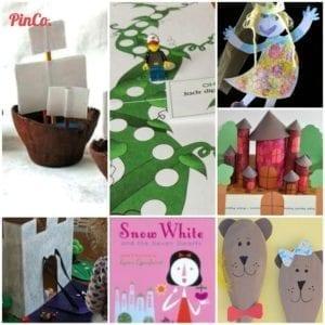 pinterest fairy tale unit study ideas
