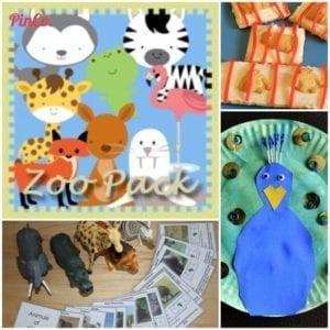 pinterest zoo unit study ideas