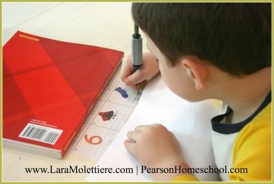 Pearson homeschool plaid phonics review 1