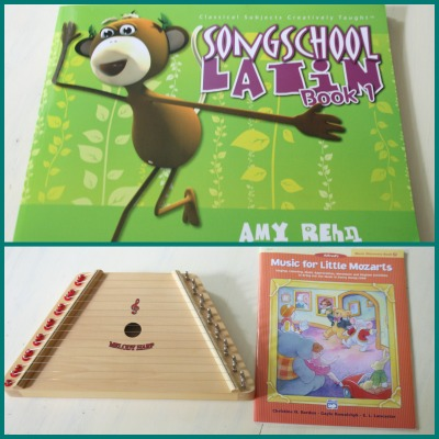 latin and music study classical kindergarten homeschool cycle 3 foundations