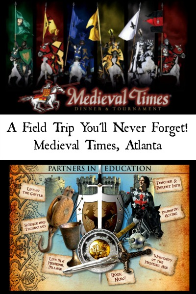 Living History with Medieval Times!