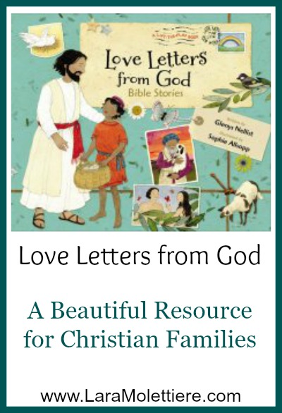 love letters from god a childrens book from zondervan