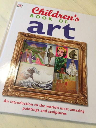 DK Children's Book of Art