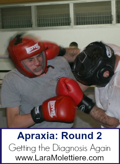 Apraxia: The Second Time Around