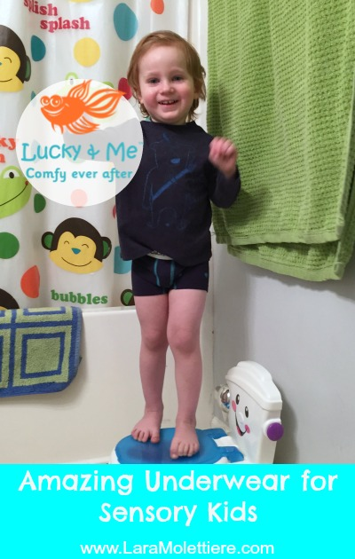 Lucky and Me Boys and Girls Underwear: Comfy Ever After