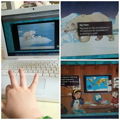 mission arctic online learning