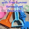 free summer homeschool deals