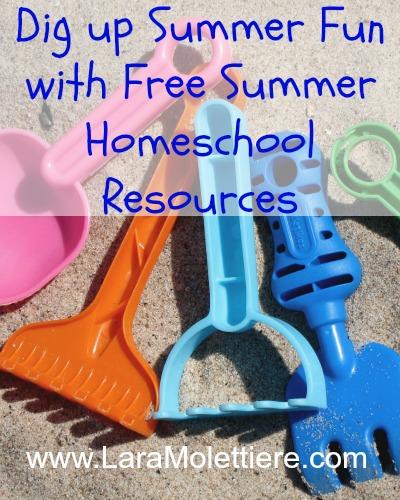 free summer homeschool deals