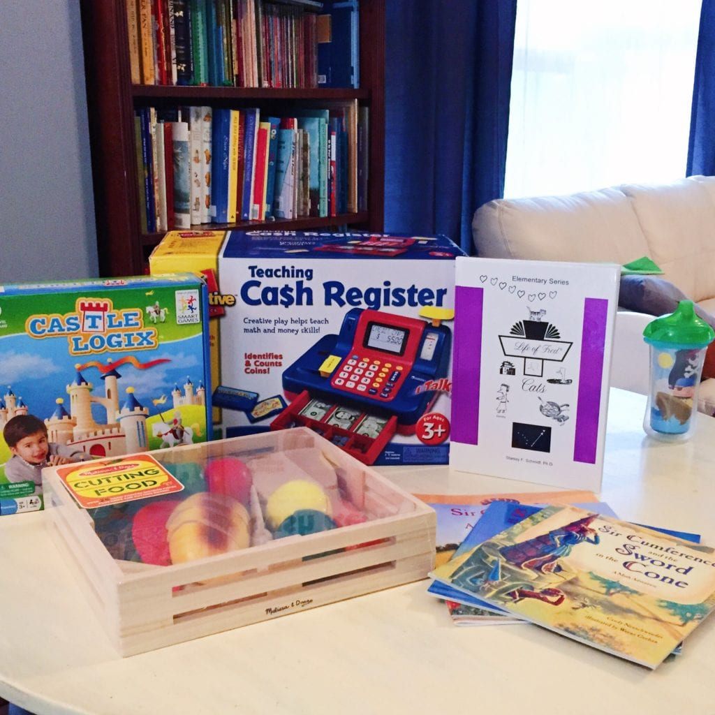 what Rainbow Resource carries for math