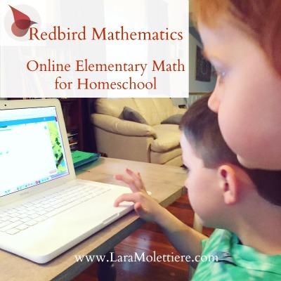 Redbird Mathematics Online Elementary Math for Homeschool