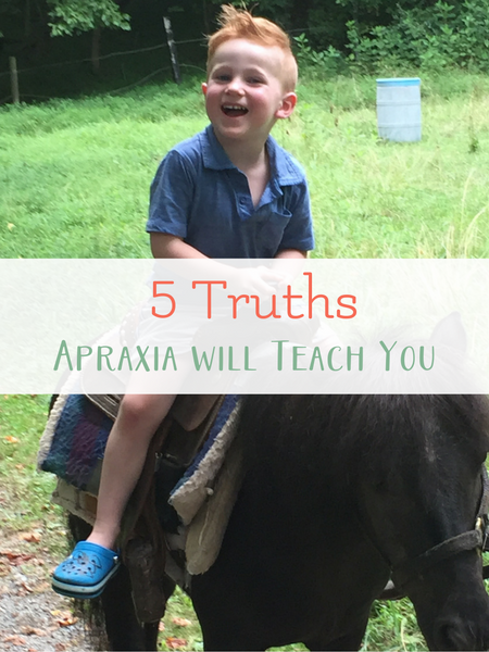 will my child with apraxia be okay
