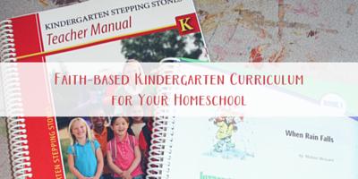 Faith-based Kindergarten Curriculum