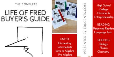 Life of Fred Mathematics and Language Arts