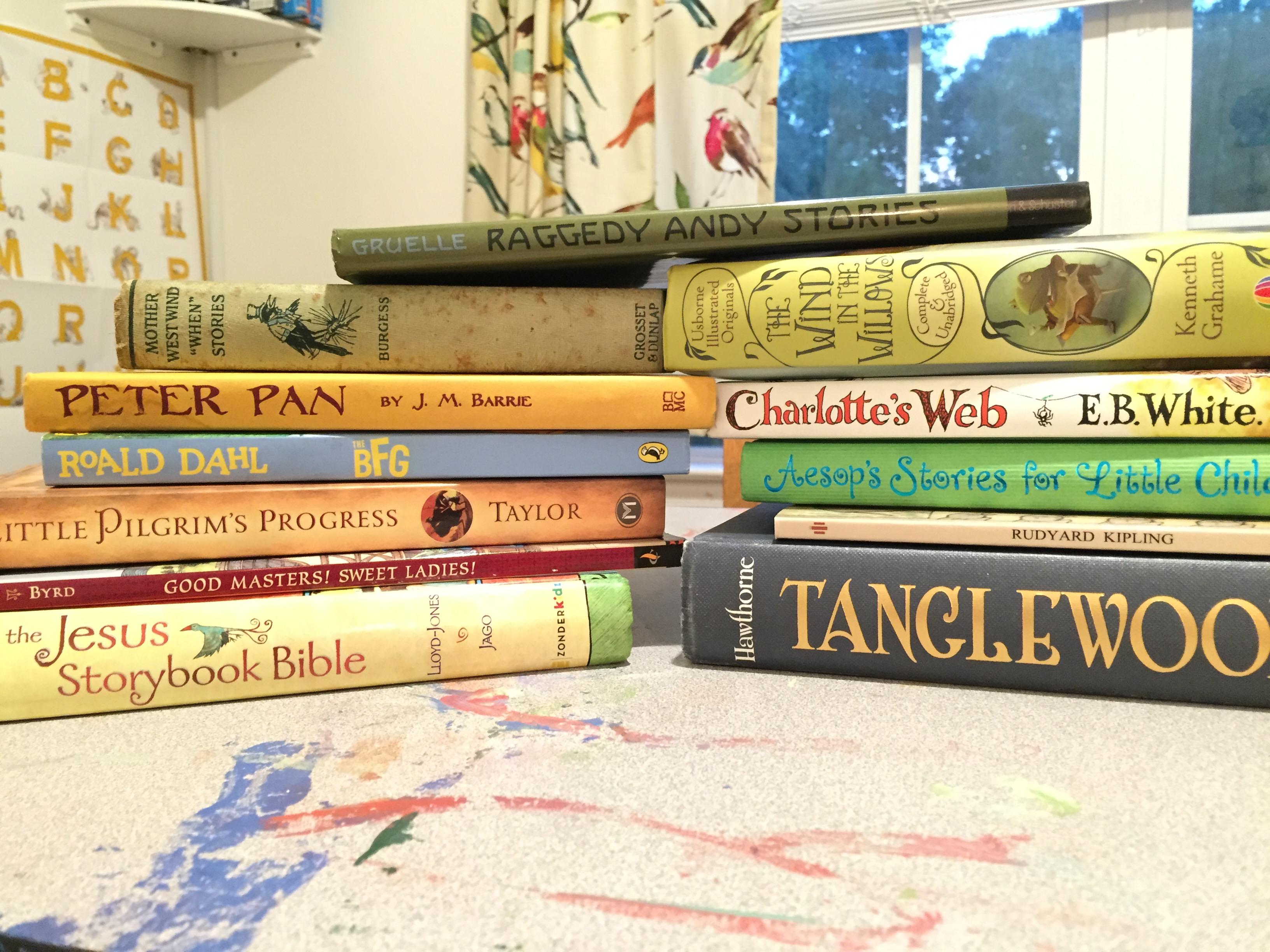 read aloud elementary selections
