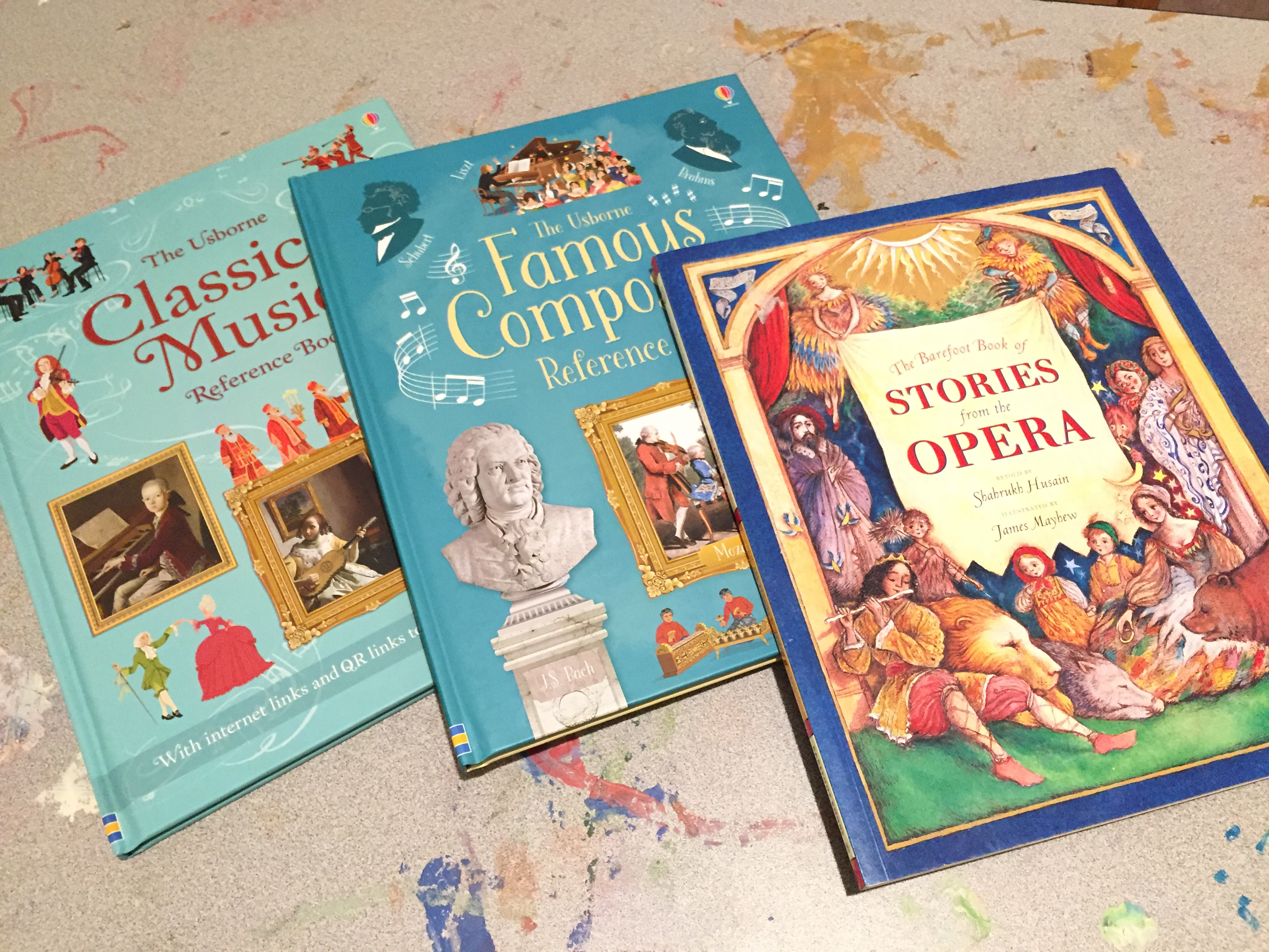 music study elementary