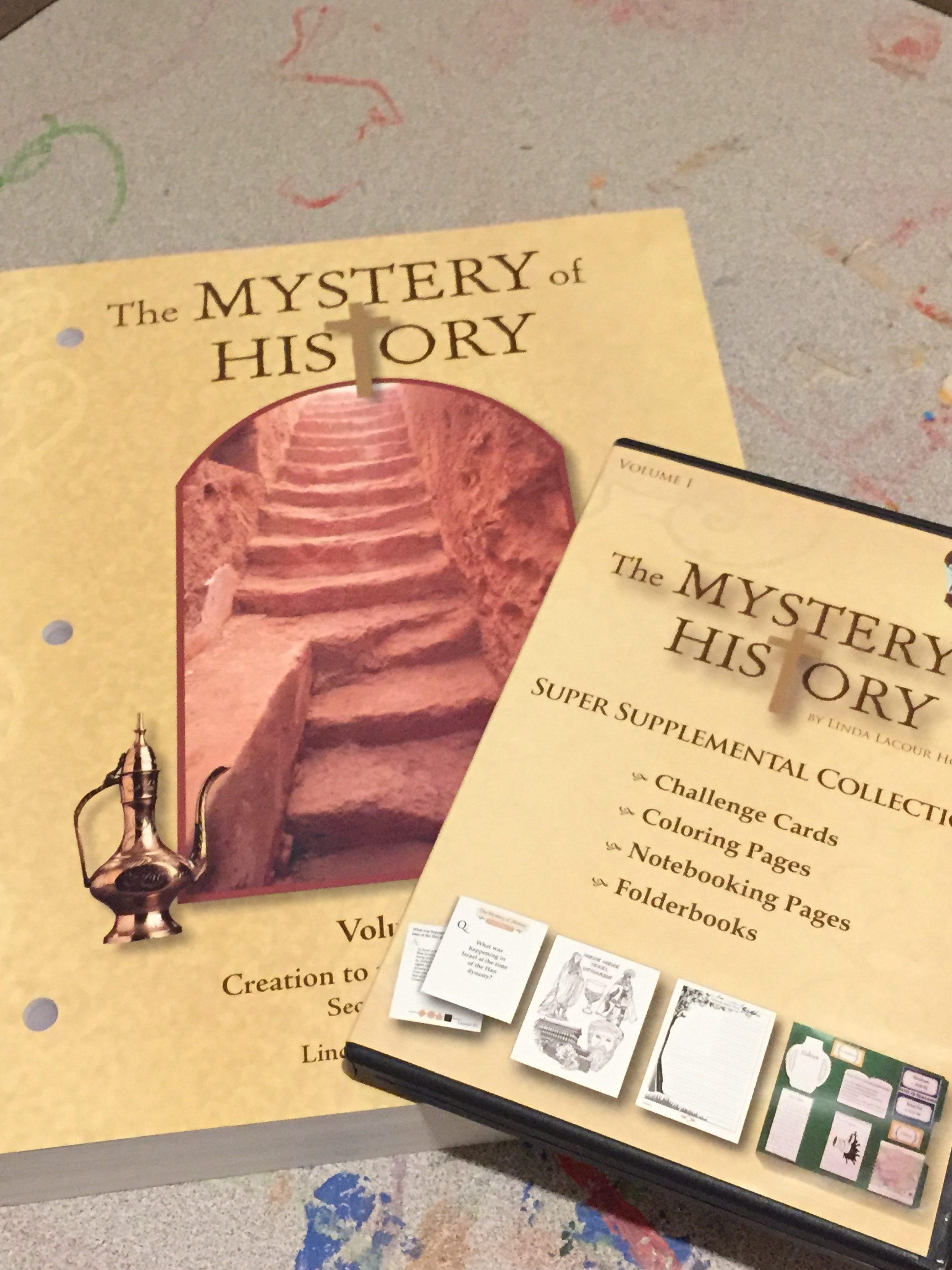 the mystery of history charlotte mason elementary