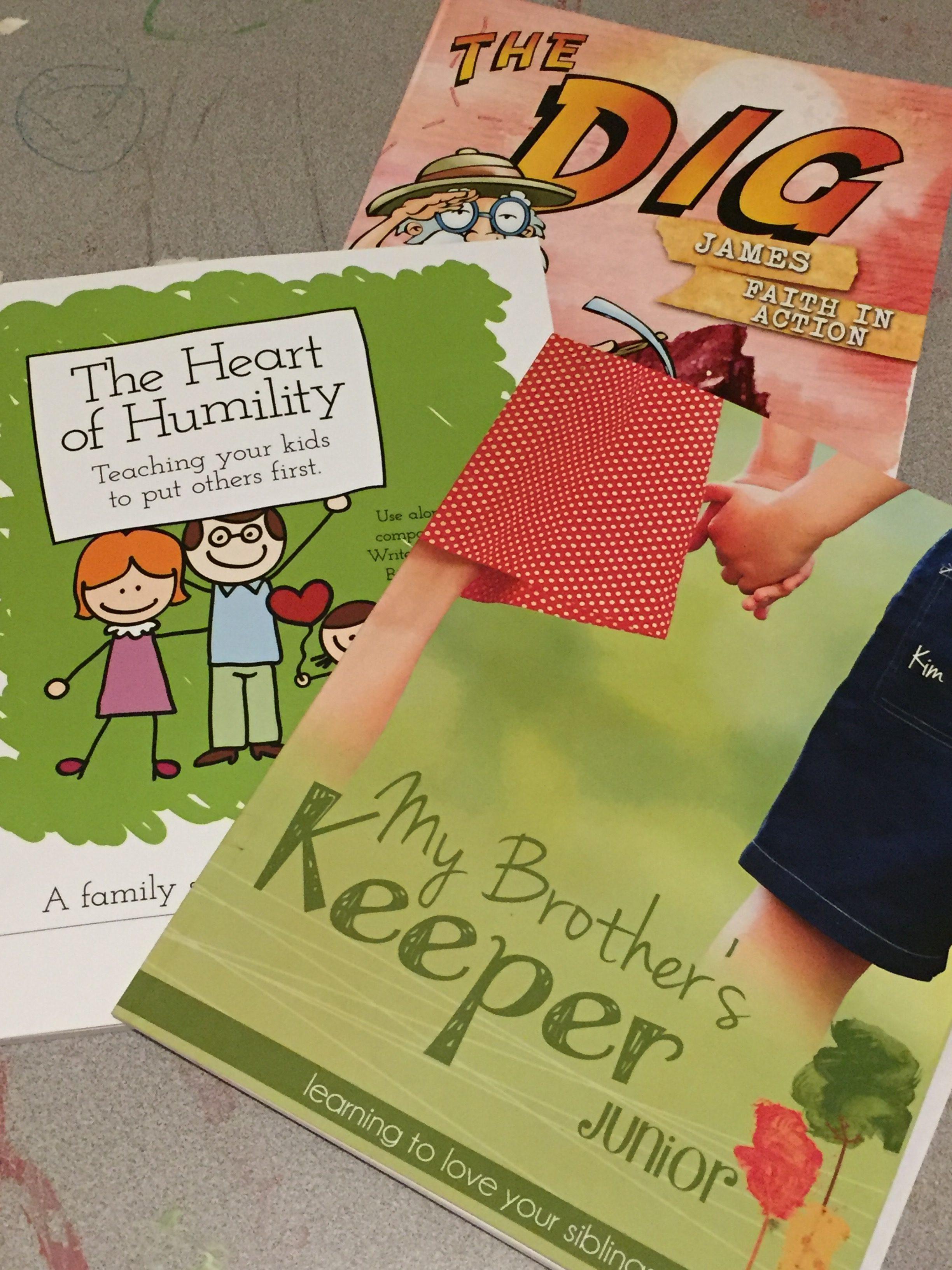 elementary bible study curriculum