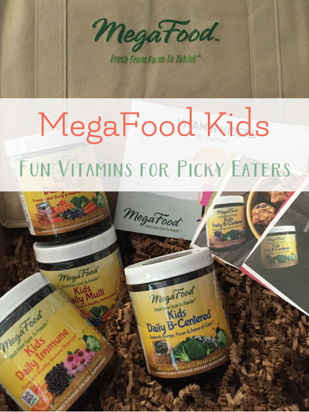 vitamins for picky eaters