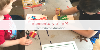 Elementary STEM from Pitsco Education: Focus Lessons in Paper Engineering