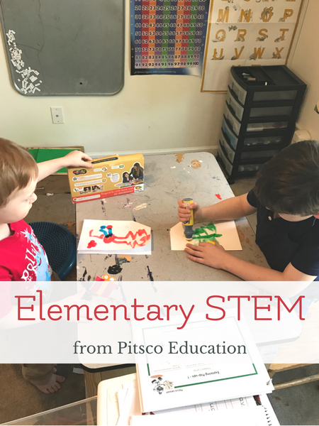 STEM elementary homeschool