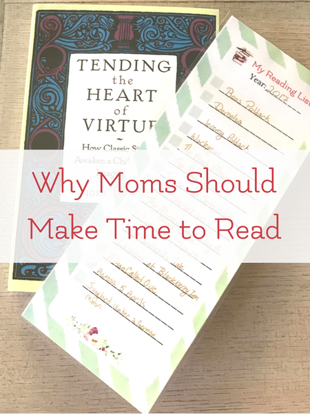 reading list for mom