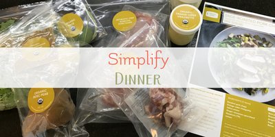 Simplifying Dinner with Green Chef