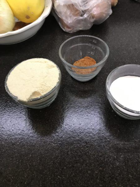 paleo flour for dredging chicken