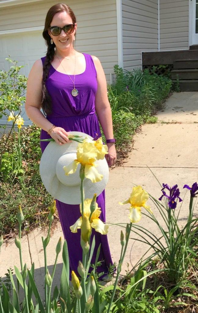 kaileigh lou knit maxi dress stitch fix