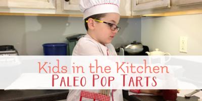 Paleo Pop Tarts – Kids in the Kitchen
