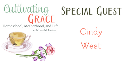 Cultivating Grace with Cindy West