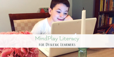 MindPlay Literacy for Dyslexic Learners