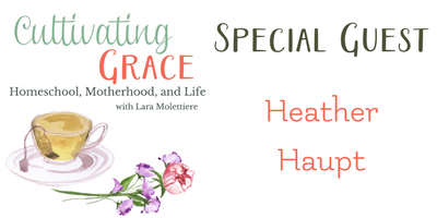 Cultivating Grace: Heather Haupt on Raising Knights in Training