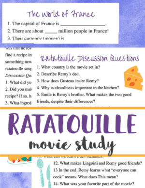 ratatouille study cover