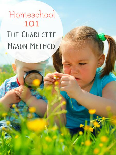 explanation of the charlotte mason homeschool method