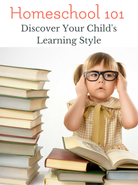 photograph regarding Learning Style Inventory Printable known as Homeschool 101: Options of Substitute Discovering Types