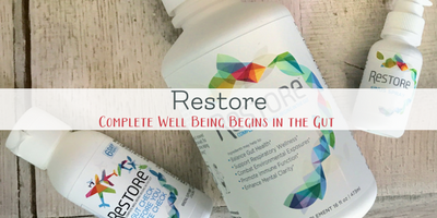 Restore: Gut Health and Homeschool Moms