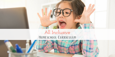 All Inclusive Homeschool Curriculum