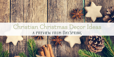 A Christmas Preview from DaySpring