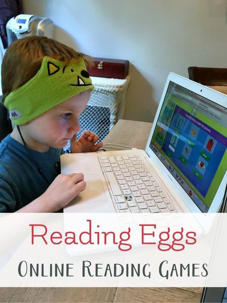 online reading program for homeschool