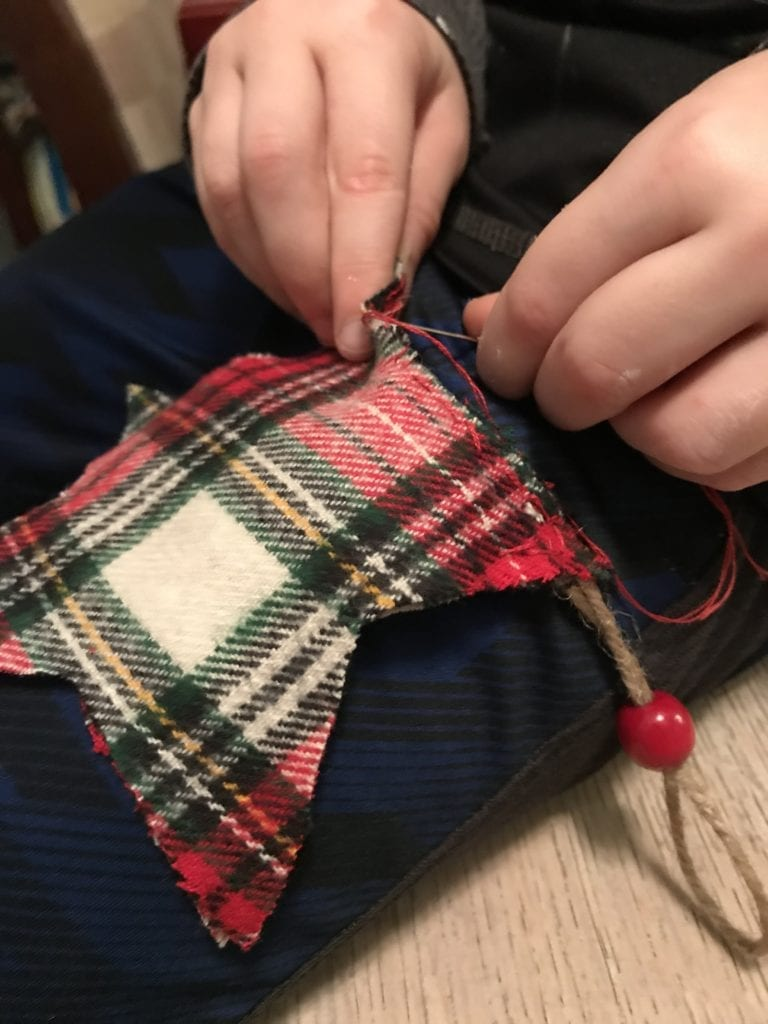 Charlotte Mason holiday crafts