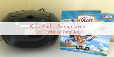 Christian Audiobooks for Kids