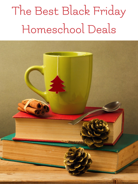 The Best Black Friday Deals For Homeschool