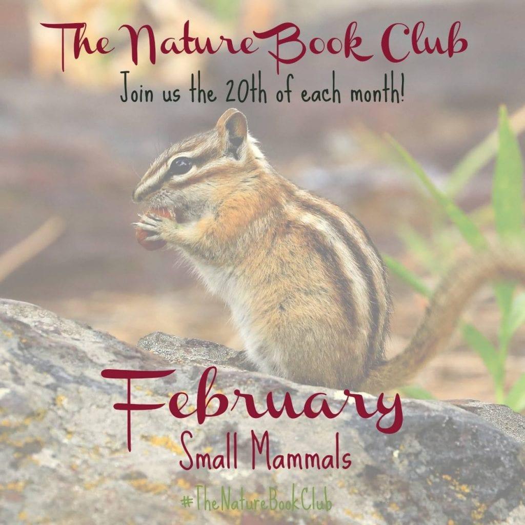small mammals nature book club