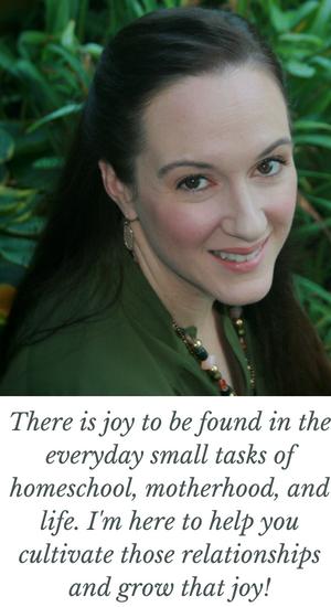 homeschool mentor Lara Molettiere