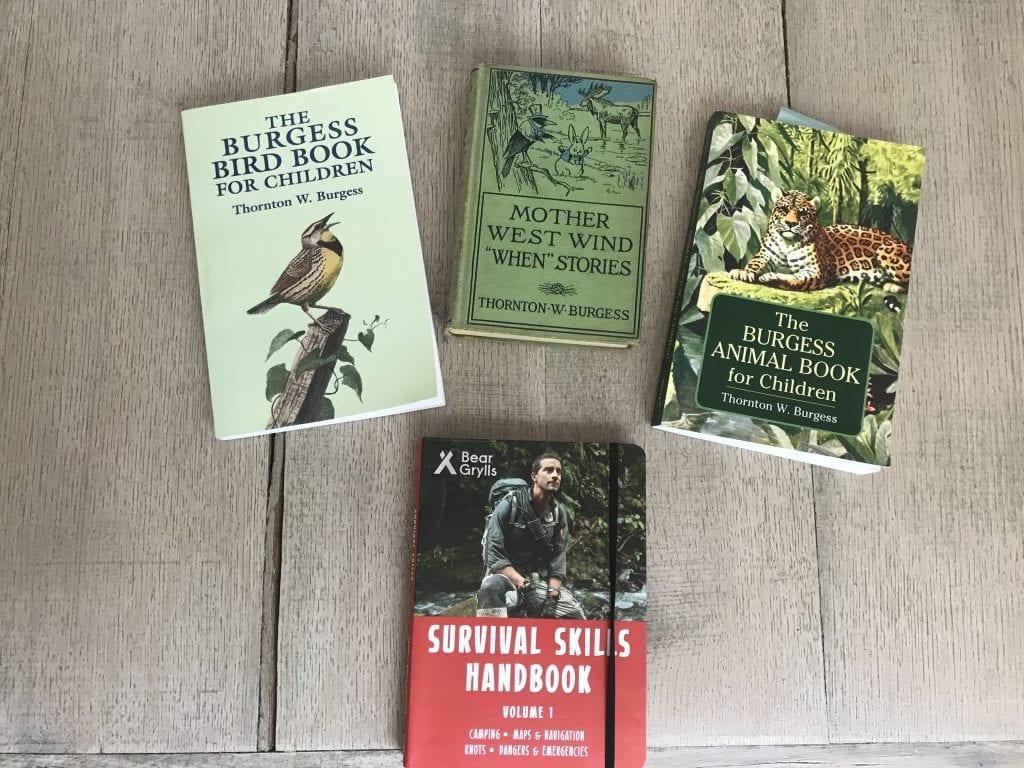 living books for boys