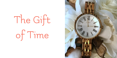 The Gift of Time – and a JORD Watch Giveaway!