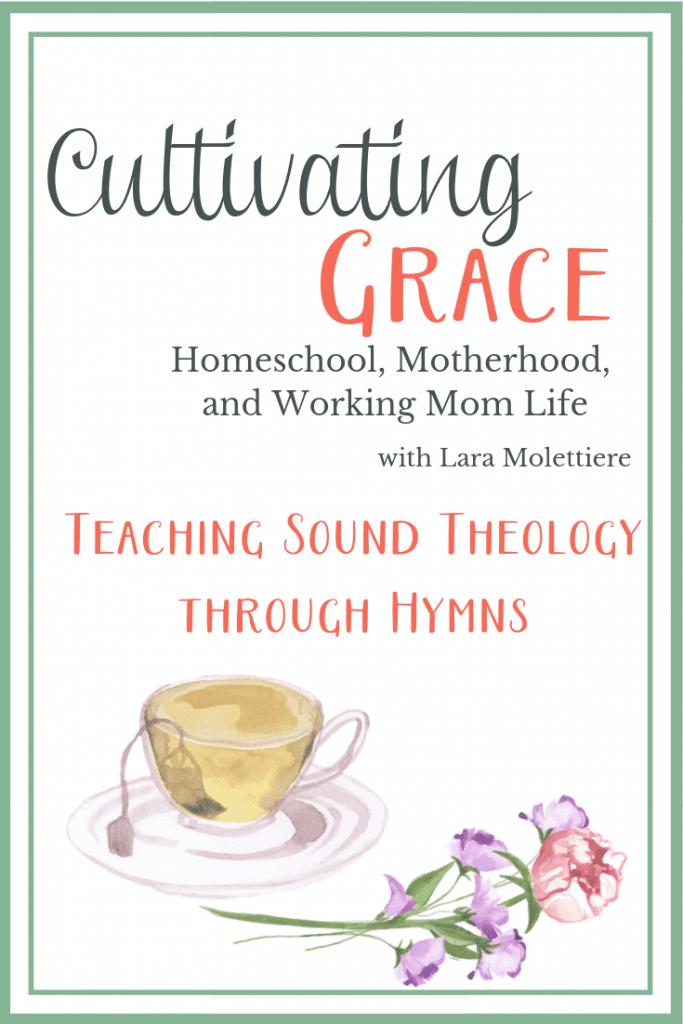 teaching theology through hymn study