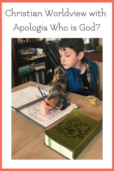 apologia who is God What we believe series reviews
